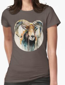 Ram Womens Fitted T-Shirt