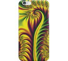 Fractal Spring iPhone Case/Skin