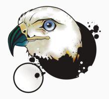 Eagle by kiranfarrow