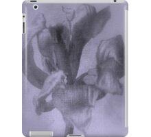 Textured Tulip - JUSTART ©  iPad Case/Skin