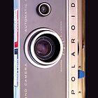 Polaroid 100 Land Camera iPhone Case by wayneyoungphoto
