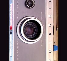 Polaroid 100 Land Camera iPhone Case by wayneyoungphoto