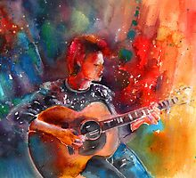 David Bowie in Space Oddity by Goodaboom