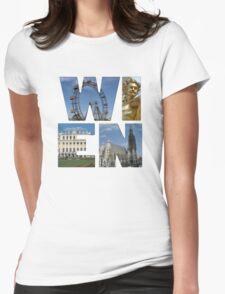 Wien Womens Fitted T-Shirt