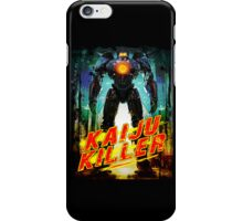 Kaiju Killer iPhone Case/Skin