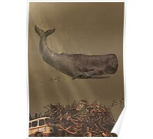 The Last Whale  Poster