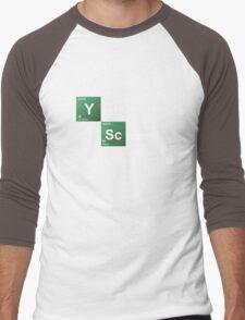 Breaking Bad Yeah Science! Men's Baseball ¾ T-Shirt