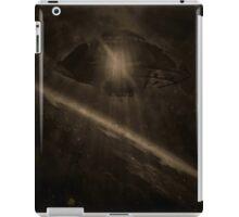 UFO file iPad Case/Skin