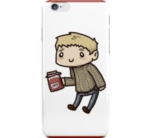 BBC Sherlock: Jawn iPhone Case/Skin