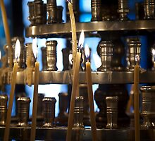 Church Candles by GysWorks