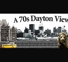 A 1970s Dayton View (View of Dayton) Mug by steeber