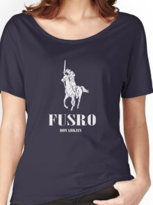 Fusro- Dovahkiin Women's Relaxed Fit T-Shirt
