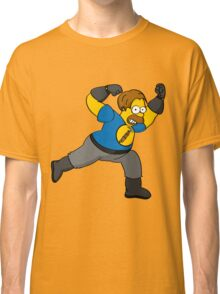 Captain Auto Hammer Classic T-Shirt