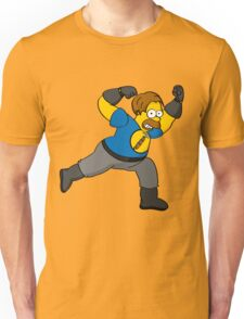 Captain Auto Hammer Unisex T-Shirt