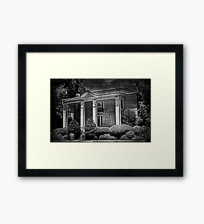 This Old House Framed Print