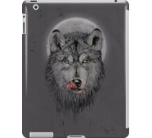 Dinner time (dark version) iPad Case/Skin