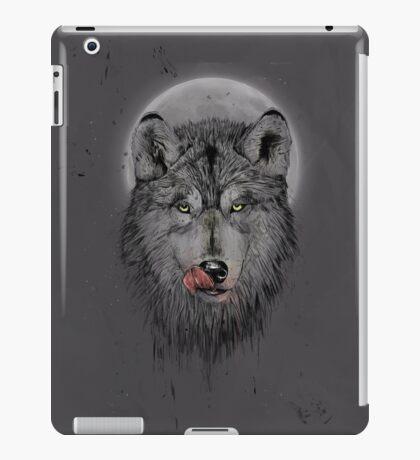 Dinner time (dark version) iPad Case/Skin