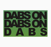 Dabs on Dabs on Dabs by Taylor Miller