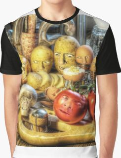 Eggsecution 2014 - The Great Grocery Massacre Graphic T-Shirt