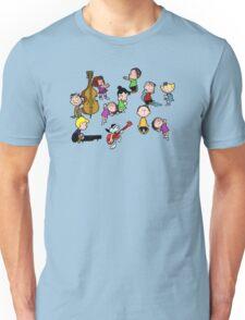 A Charlie Brown Christmas Dance Unisex T-Shirt