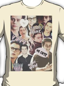 Dylan O'Brien Shirt T-Shirt