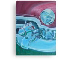 Cadzilla 1953 Cadillac Series 62 Convertible Canvas Print