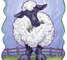Animal Parade Sheep by ImagineThatNYC