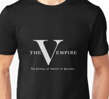 To celebrate the publishing of the Fifth Empire available on Nook and Kindle!!! Unisex T-Shirt