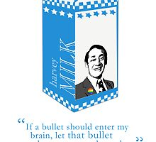 Harvey Milk - Bullets by shyimg