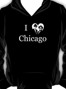 Blues Brothers Heart Chicago T-Shirt