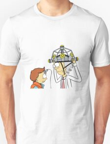 Back To The Future Morty T-Shirt