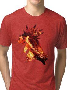 Typholsion used inferno Tri-blend T-Shirt