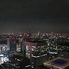 Tokyo at night by MrFocus