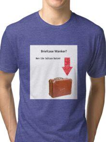 Inbetweeners Parody Tri-blend T-Shirt