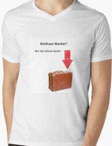 Inbetweeners Parody Mens V-Neck T-Shirt