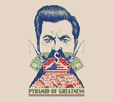 Pyramid of Greatness Unisex T-Shirt