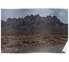 Organ Mountains - New Mexico II Poster
