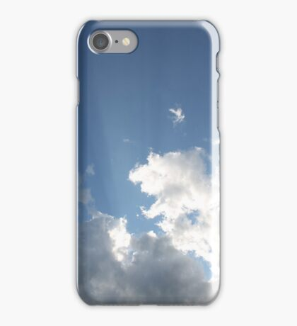 Clouds & Rays iPhone Case/Skin
