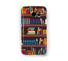Book pattern Samsung Galaxy Case/Skin