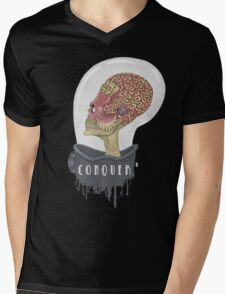 Conquer..In Color!!! Mens V-Neck T-Shirt
