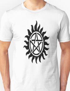 Anti possesion Tattoo. T-Shirt