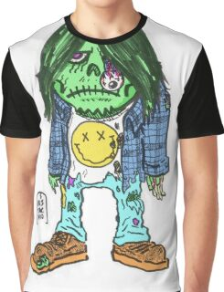Grungie Graphic T-Shirt