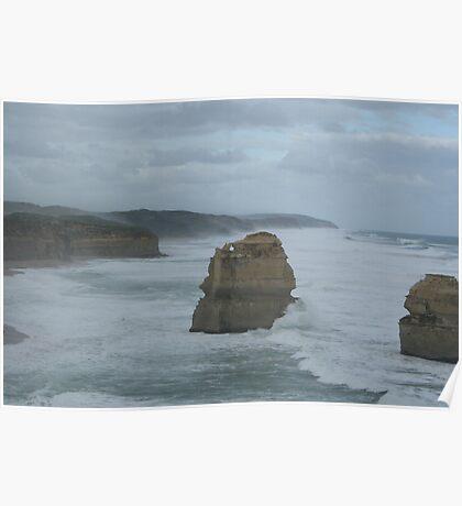 Beach in Australia Poster