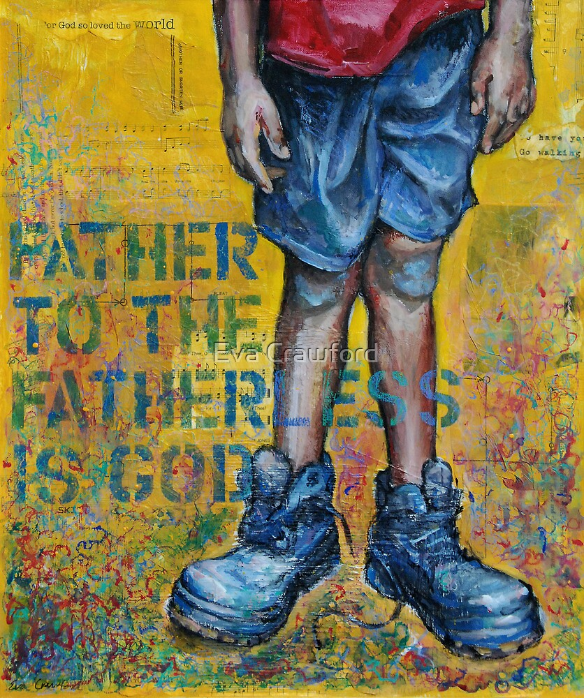 Father to the Fatherless by Eva C. Crawford