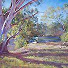 Afternoon Shadows by Lynda Robinson