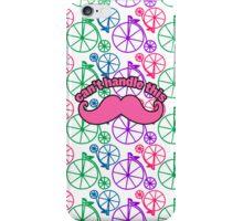 A Rather Dapper Ride - Bright! iPhone Case/Skin
