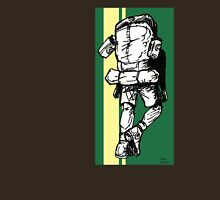 Backpacker - Green/Yellow Unisex T-Shirt