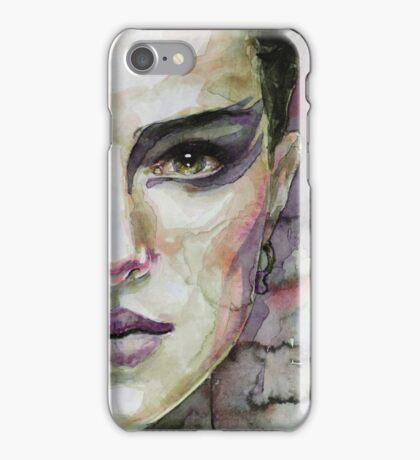 Black Swan - Natalie Portman iPhone Case/Skin