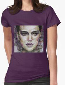Black Swan - Natalie Portman Womens Fitted T-Shirt