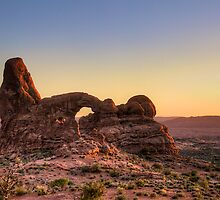 Arches National Park- Turret Arch by njordphoto